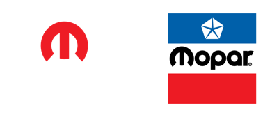 Mopar logos of 1960s to 1970s