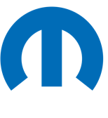 Mopar logo of 2000s to 2010s