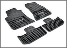All-Weather Floor Mats RWD