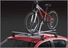 UPRIGHT-STYLE BIKE CARRIERS