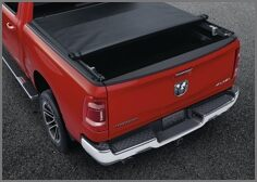 "SOFT ROLL-UP TONNEAU COVER - 5' 7"" Bed"
