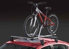 Upright Mount Bike Carrier