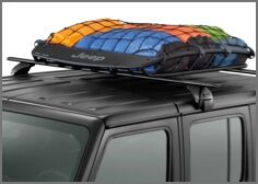 Removable Roof Rack Kit