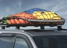 Rooftop Cargo Carrier