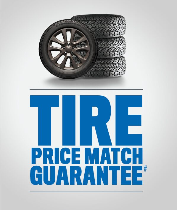 Tires price match