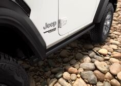 Rieles pararocas de piezas Jeep Performance