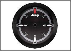 Diseño de cubierta para neumático de repuesto de 32 pulgadas para Compass