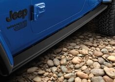 Rieles pararocas de piezas Jeep<sub>®</sub>Performance