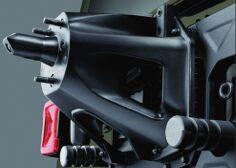 Kit de modificación del soporte de neumático de repuesto