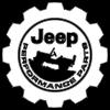 Logo de piezas Jeep Performance